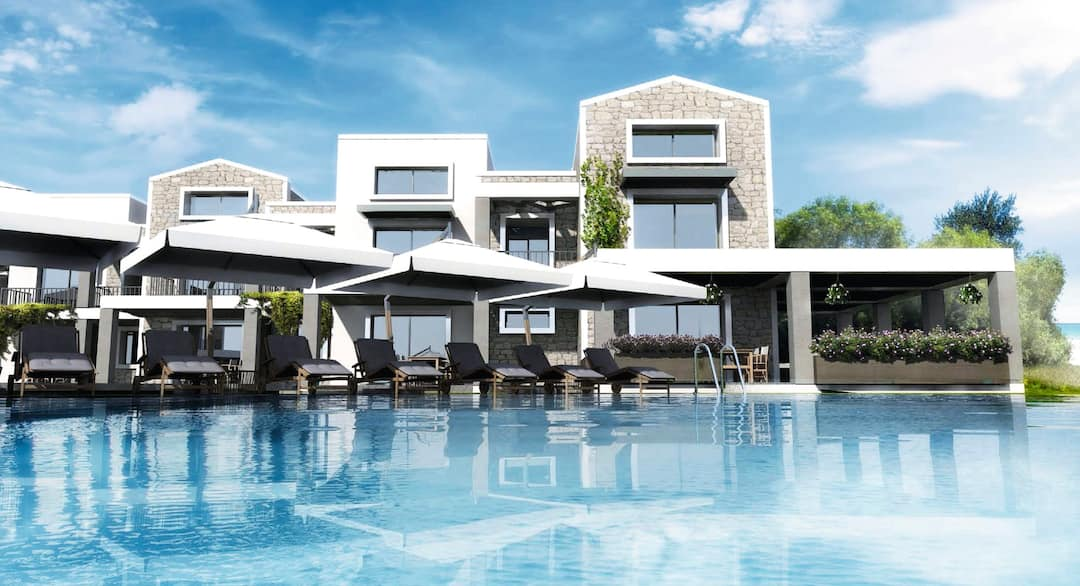 Holiday to Thalassa Hotel in ACHARAVI (GREECE) for 3 nights (BB) departing from bournemouth on 08 May