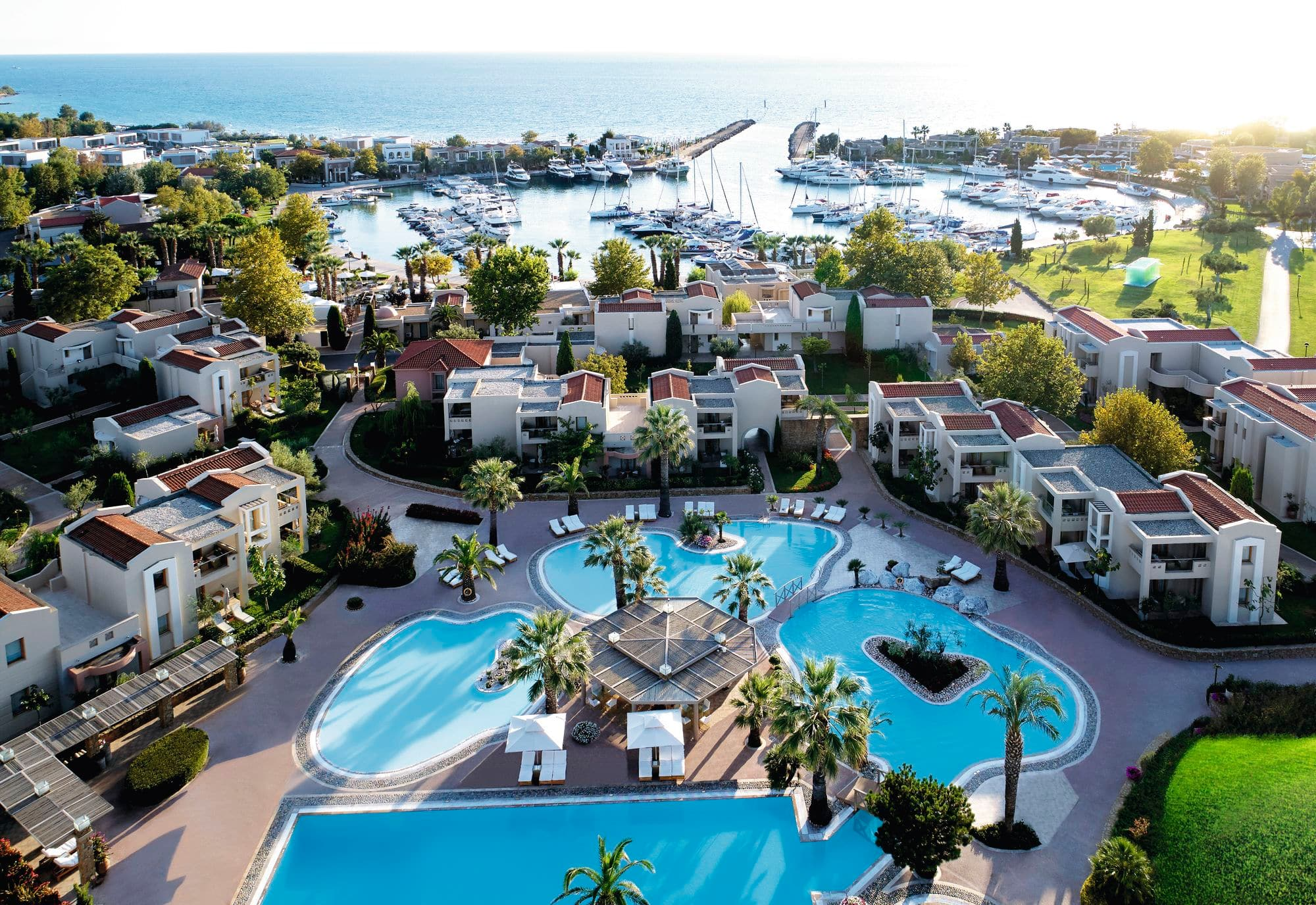 Porto Sani Village Suites & Spa