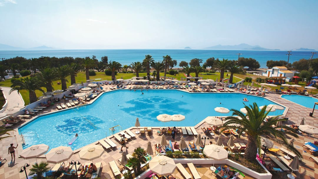 Holiday to Lagas Aegean Village in KARDAMENA (GREECE) for 3 nights (HB) departing from birmingham on 25 Sep