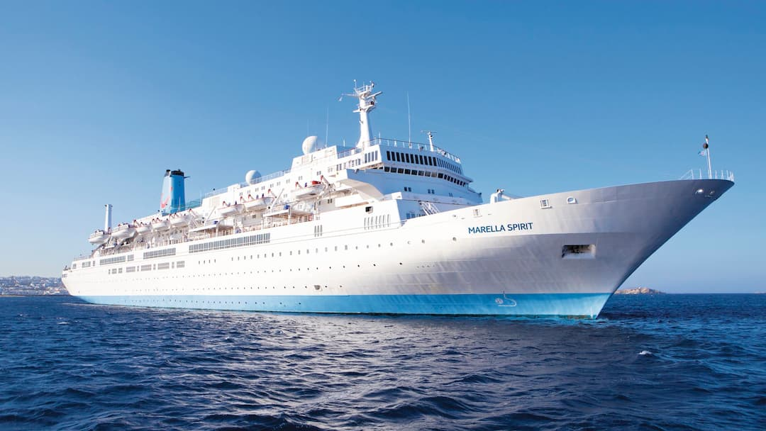 Marella Spirit Cruise Ship Thomson Now Marella Cruises