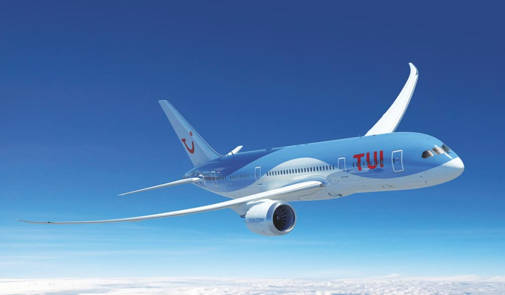 787 Dreamliner | Thomson now TUI
