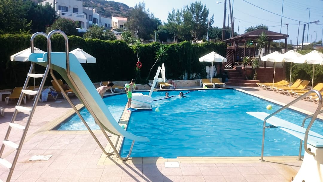 Holiday to Amazones Villas Apartments in STALIS (GREECE) for 4 nights (SC) departing from gatwick on 09 May