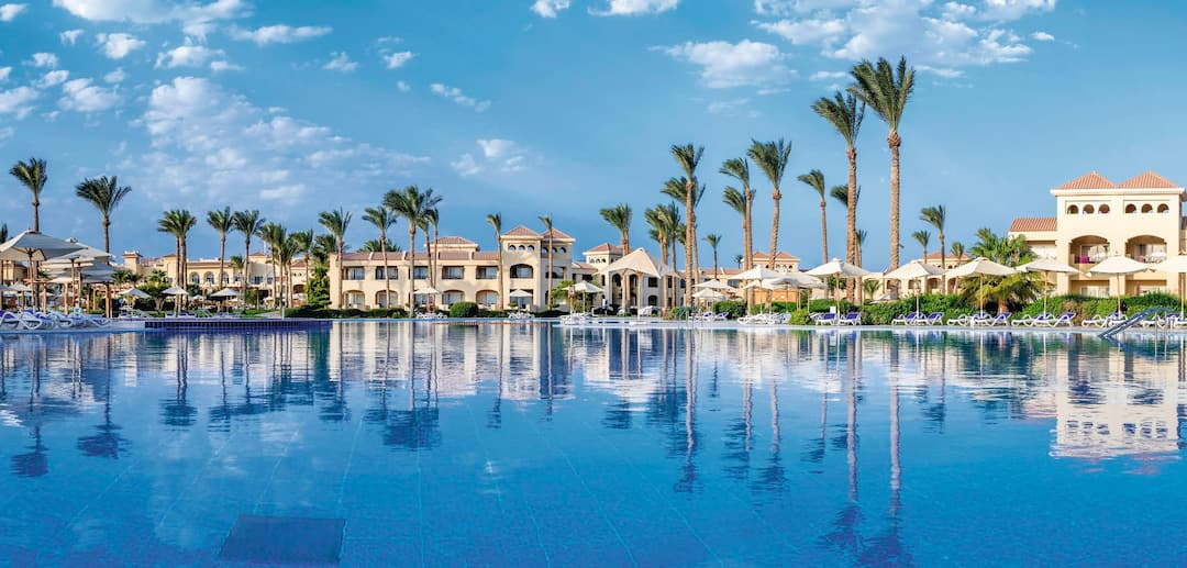 Holiday to Cleopatra Luxury Makadi Bay in MAKADI BAY (EGYPT) for 3 nights (AI) departing from birmingham on 14 Jan