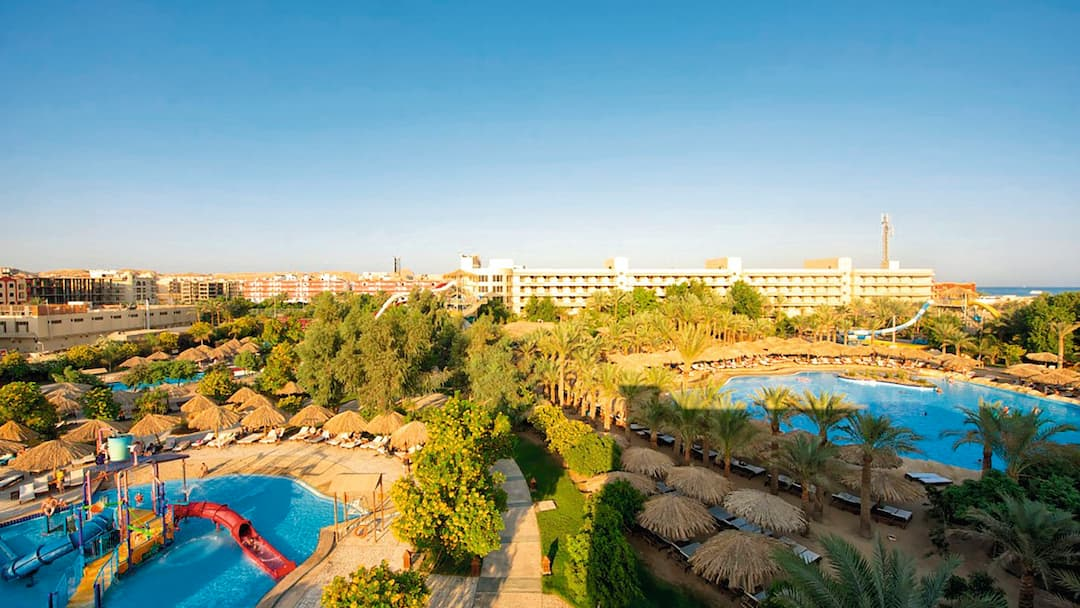 Holiday to Sindbad Aqua Resort in HURGHADA CITY (EGYPT) for 3 nights (AI) departing from birmingham on 10 Jan