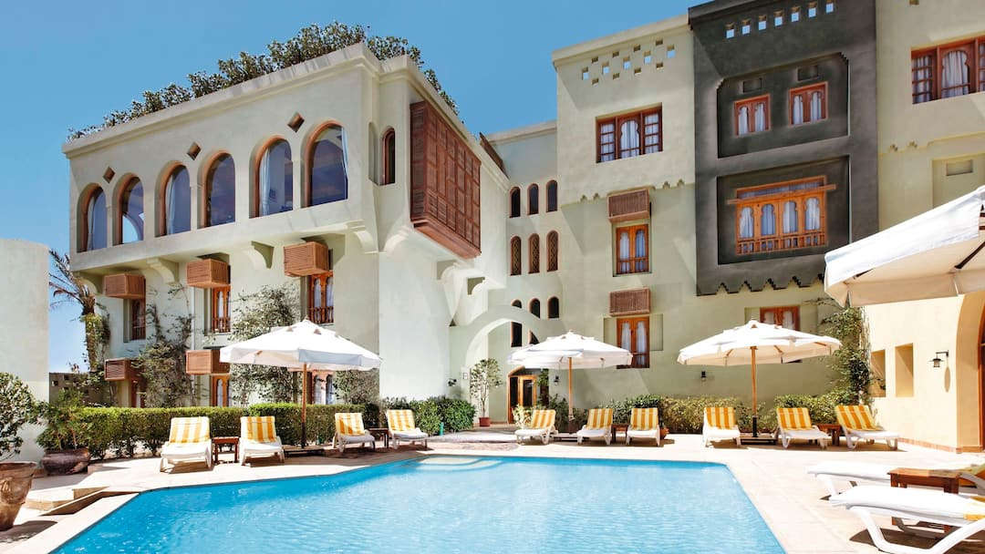 Holiday to Ali Pasha in EL GOUNA (EGYPT) for 7 nights (BB) departing from gatwick on 30 Apr