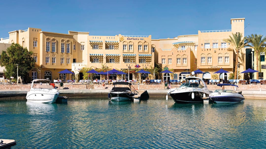 Holiday to Captain's Inn in EL GOUNA (EGYPT) for 7 nights (BB) departing from gatwick on 30 Apr