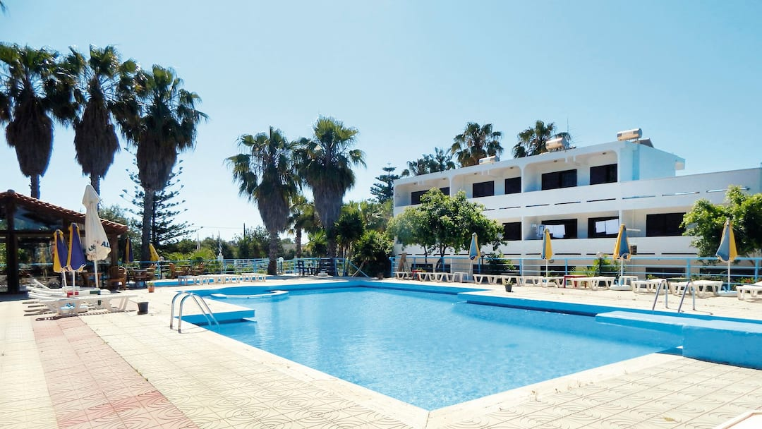 Holiday to Dreams 4 You Apartments in LAMBI (GREECE) for 7 nights (SC) departing from stansted on 06 May