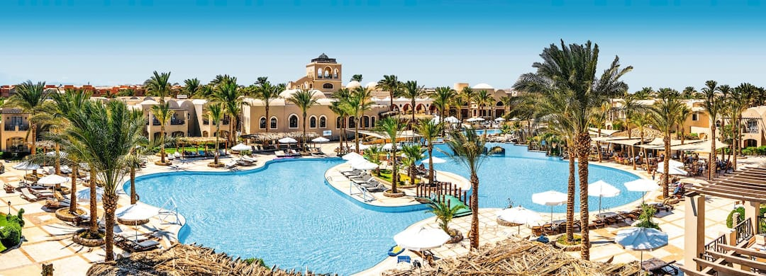 Holiday to Iberotel Makadi Beach in MAKADI BAY (EGYPT) for 3 nights (AI) departing from birmingham on 07 Jan