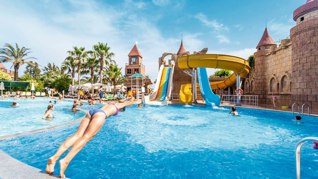 Holiday to Belek Beach Resort Hotel in BELEK (TURKEY) for 3 nights (AI) departing from manchester on 06 Jun