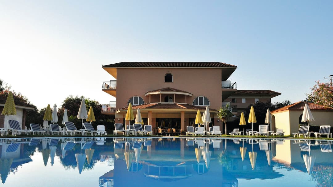 Holiday to Pegasus Hotel in RODA (GREECE) for 3 nights (BB) departing from gatwick on 06 Sep
