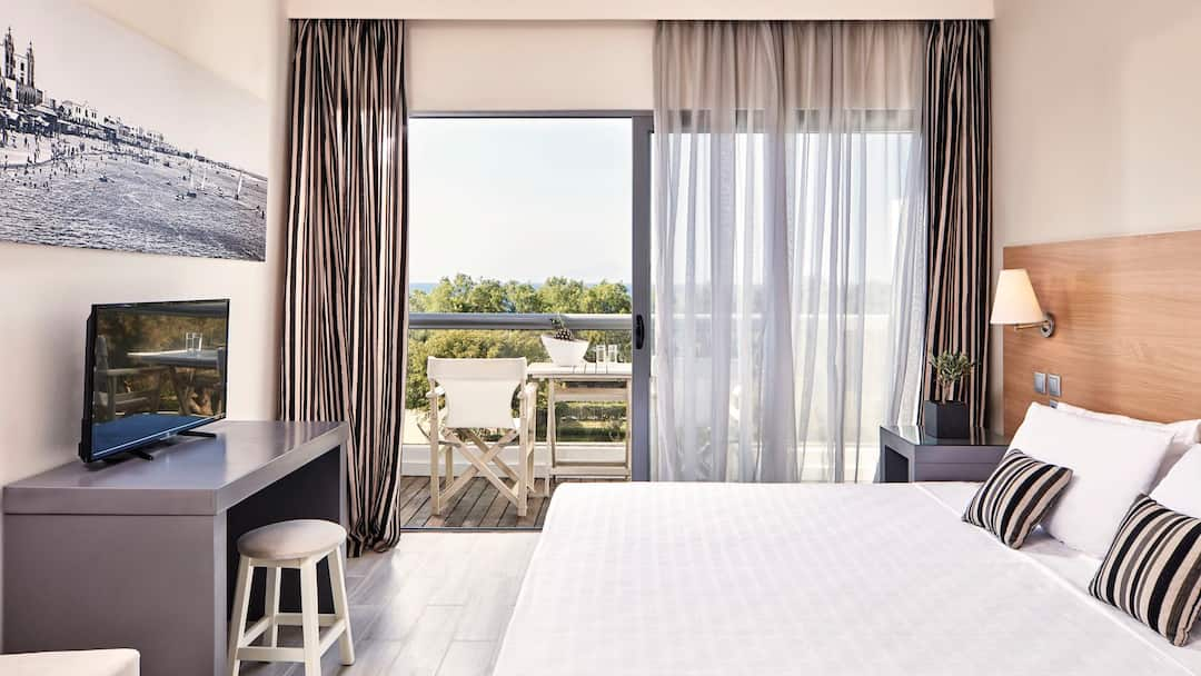 Holiday to All Senses Ocean Blue Sea Side Resort in KREMASTI (GREECE) for 3 nights (HB) departing from gatwick on 05 Oct