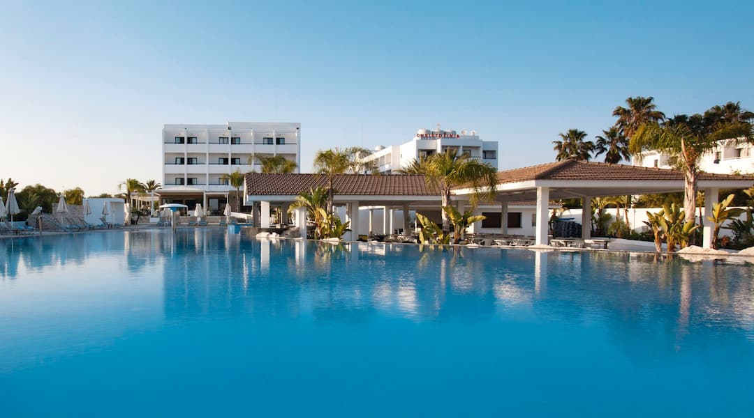 Holiday to Christofinia Hotel in AYIA NAPA (CYPRUS) for 3 nights (BB) departing from birmingham on 16 Jun