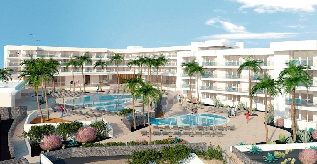 Holiday to Hotel Lava Beach in PLAYA DE LOS POCILLOS (SPAIN) for 3 nights (BB) departing from luton on 07 May