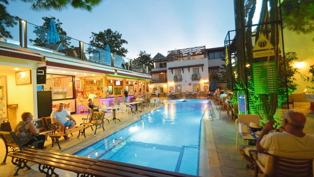Holiday to Istankoy Hotel in BODRUM (TURKEY) for 7 nights (BB) departing from gatwick on 21 Oct