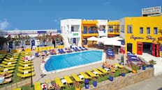 Holiday to Aegean Sky Hotel & Suites in MALIA (GREECE) for 4 nights (SC) departing from manchester on 07 Jun