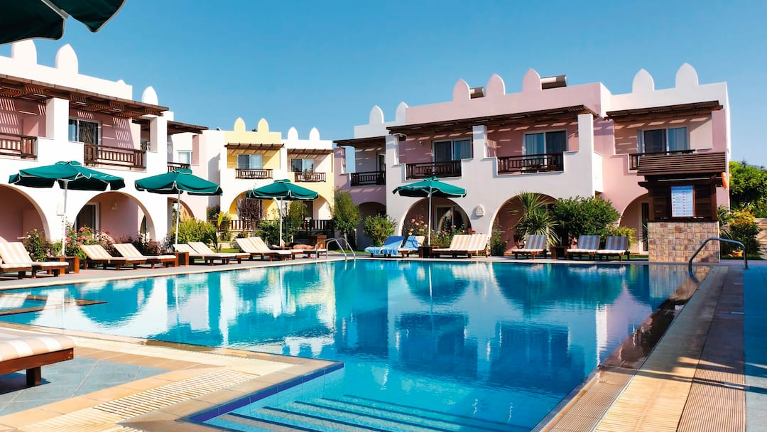 Holiday to Gaia Palace Hotel in MASTICHARI (GREECE) for 3 nights (AI) departing from gatwick on 06 Jun