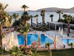 Holiday to Nagi Beach Resort in GUMBET (TURKEY) for 7 nights (BB) departing from birmingham on 03 Jun