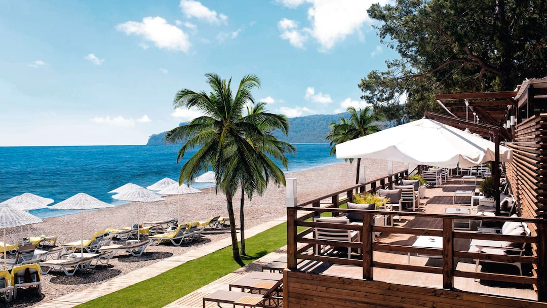 Holiday to Doubletree By Hilton Antalya Kemer in KEMER (TURKEY) for 7 nights (AI) departing from birmingham on 16 Oct