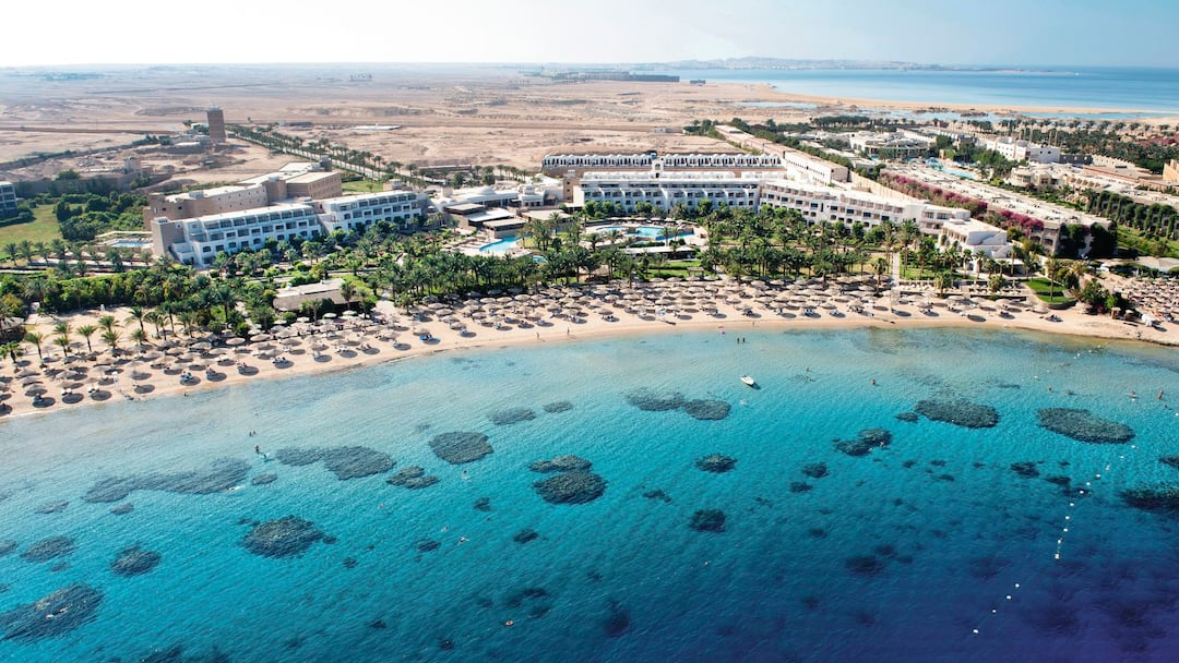 Holiday to Fort Arabesque Resort And Spa in HURGHADA CITY (EGYPT) for 3 nights (AI) departing from birmingham on 10 Jan