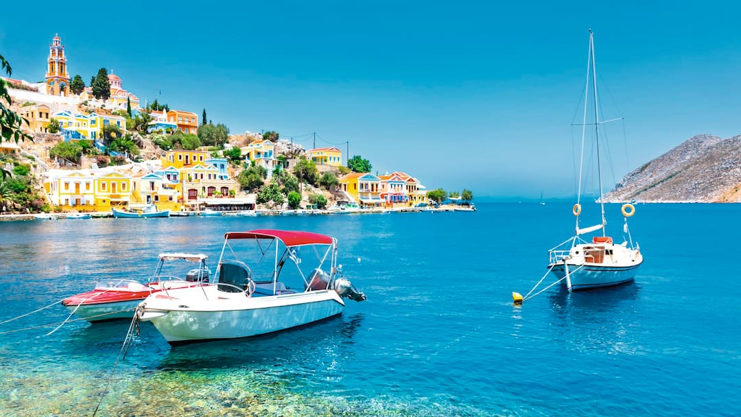 Best Greek island tours