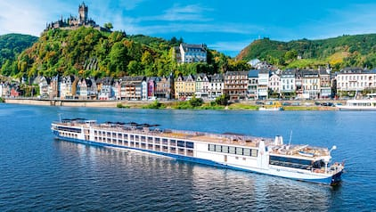 TUI River cruises