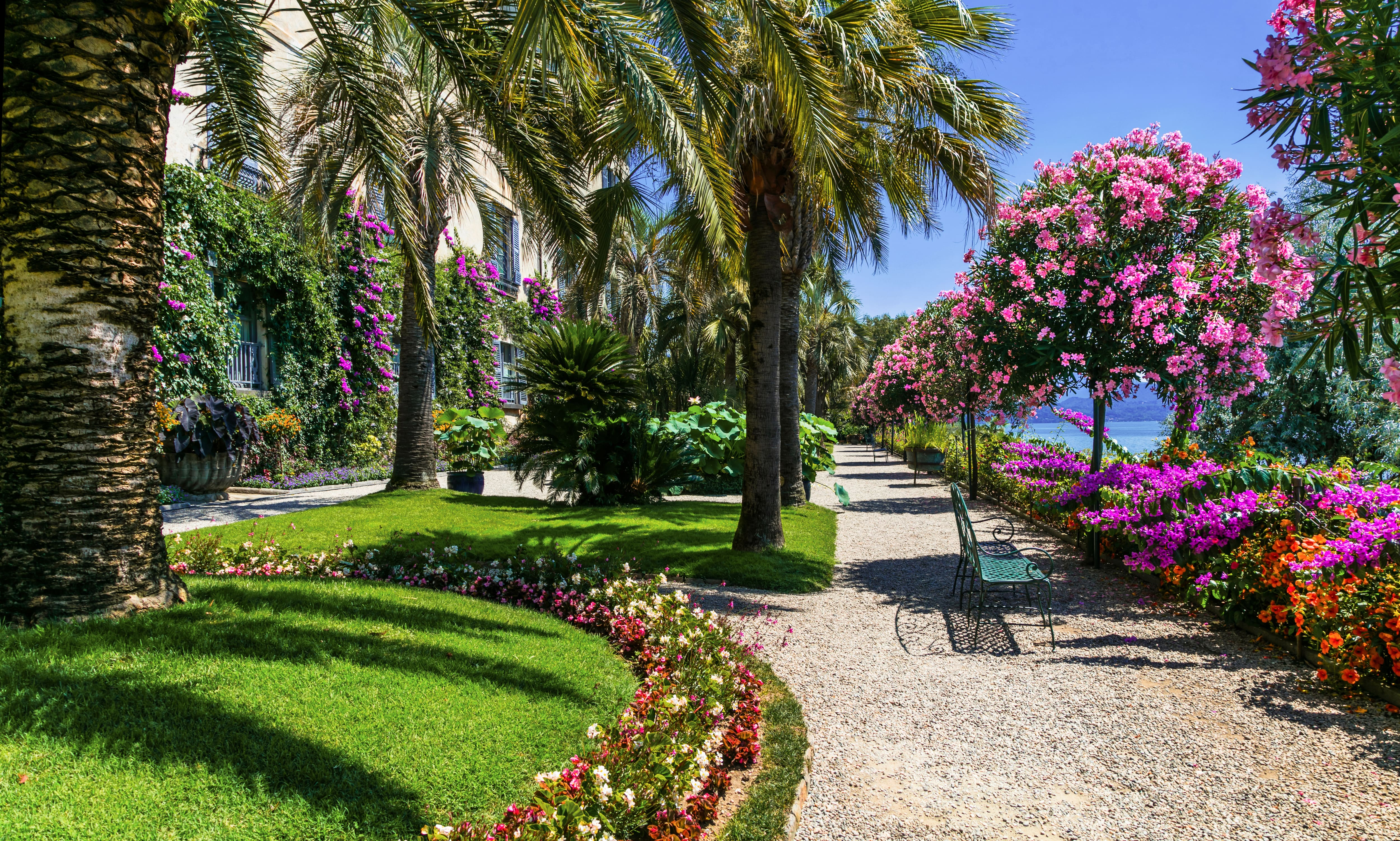 Gardens on Isola Madre