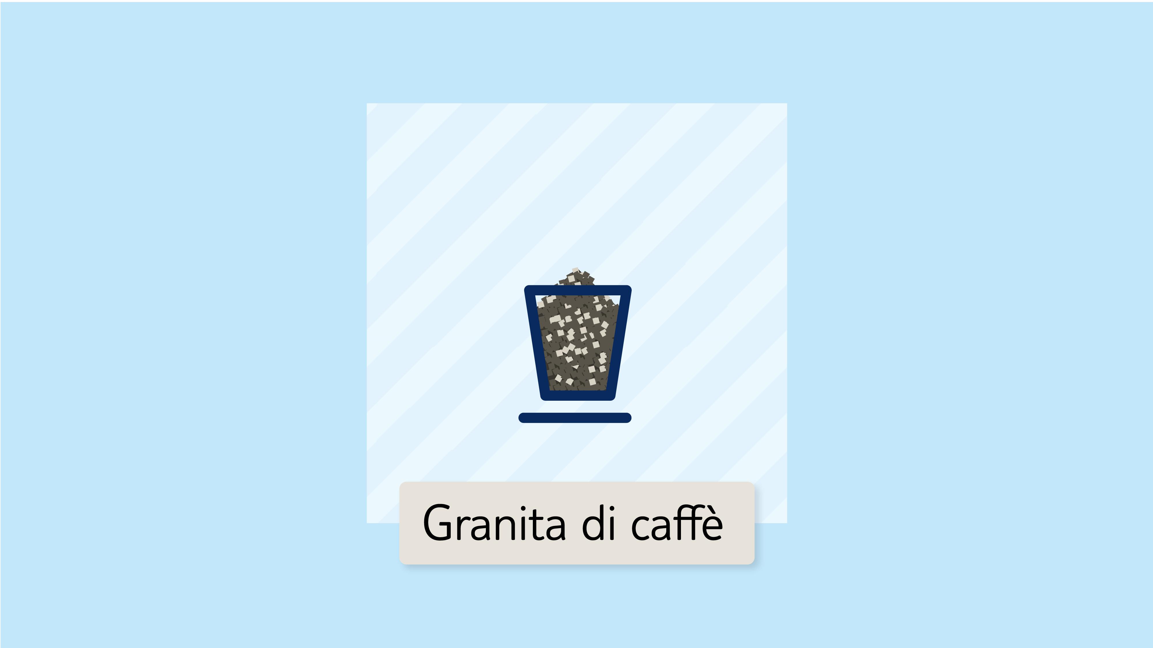 Granita di caffe