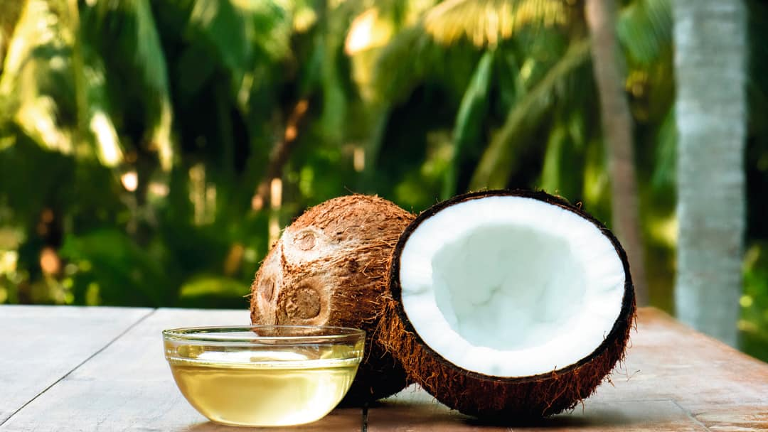Coconut from Maldives