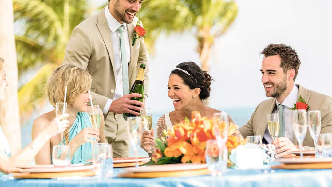 10 steps to the perfect beach wedding
