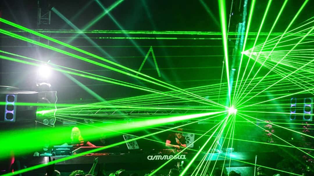 Amnesia Nightclub, Ibiza