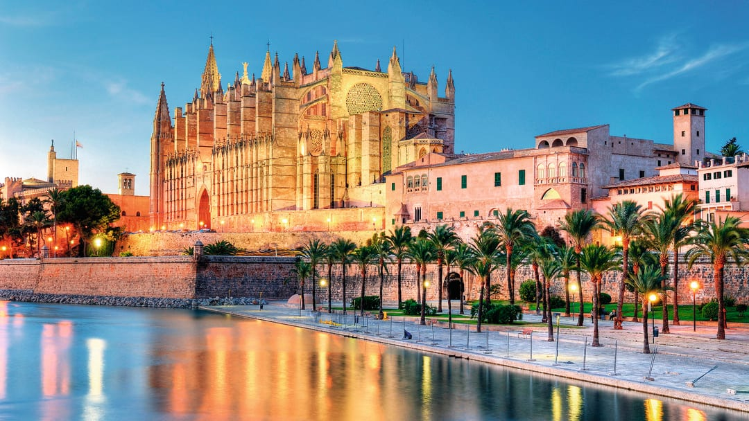 Beautiful Palma Hotel in Spain