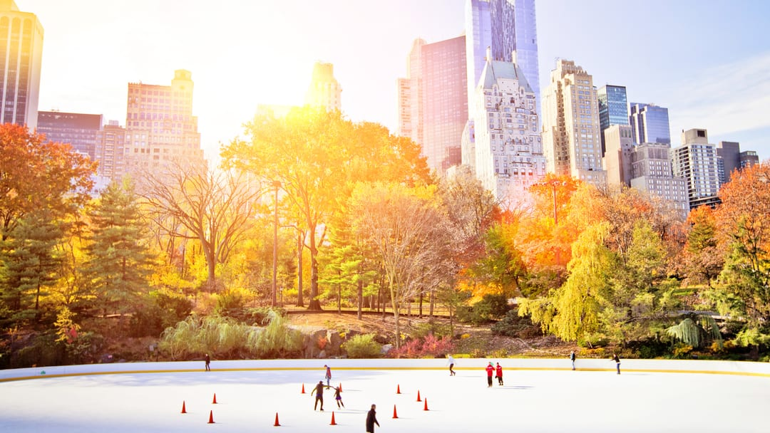 8 Reasons To Spend Christmas In New York Thomson Now Tui