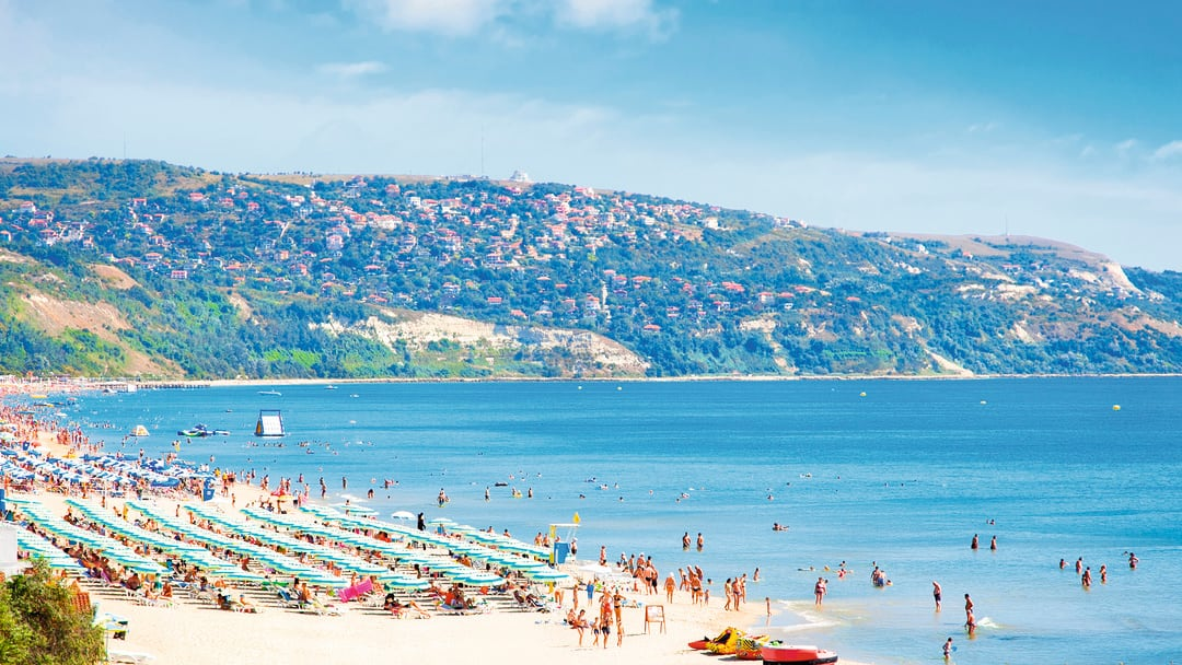 Eastern europe beach holidays